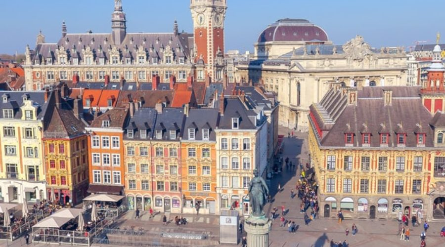 What places should we visit in Lille ?